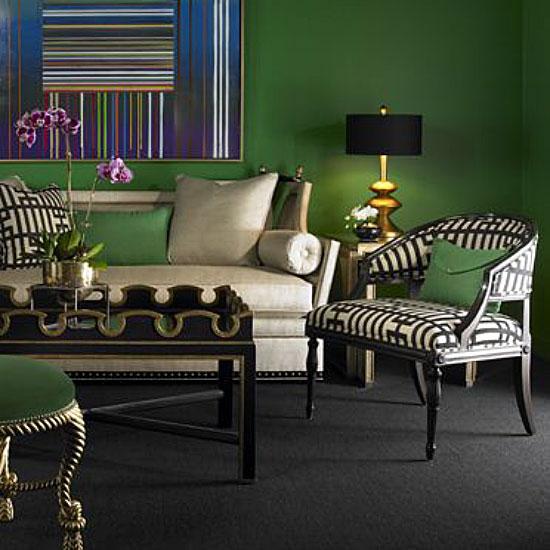 Larry Laslo Chaddock Green Room