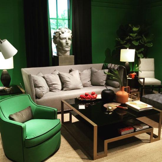 Larry Laslo Green Room 3